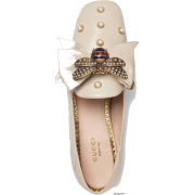 Gucci Bee shoes - Balerinki -