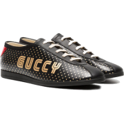 Gucci Black Guccy Falacer Sneakers - スニーカー - 832.00€  ~ ¥109,025