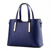 H.Tavel® Women's Top-handle Handbags OL   Casual Tote Shoulder Crossbody Bag Satchel Purse - Bag - $33.99