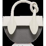 HALF-MOON KNOT HANDLE FASHION TOTE - Hand bag - $39.97