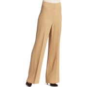 HALSTON HERITAGE Women's High Waisted Pant Camel - Pants - $102.85