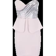 Haljina Dresses Purple - ワンピース・ドレス -
