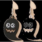 Halloween Pumpkin Ghost Demon Earrings Wholesale Nhgy255887 - Naušnice -