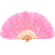 Hand Fan Flapper Costume Accessories - Other - $13.99