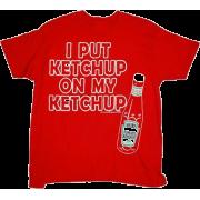 Heinz Ketchup Tee - T-shirt - $16.95  ~ 14.56€