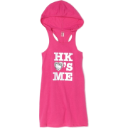Hello Kitty Girls 7-16 Hoodie Cover-up Pink - Top - $21.75