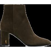 High Heel,Saint Laurent,fashio - Boots - $895.00