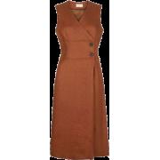 Hobbs - Christina Linen Dress - Платья -