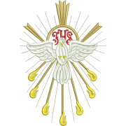 Holy Spirit Pentecost Embroidery - Illustrations -
