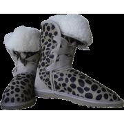 Texas Short - Boots -