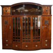 Hungarian Bookcase - Meble -