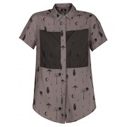 Hurley AA5070 Women's Wilson Mesh Port Shirt - Shirts - $44.95