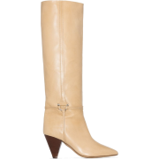 Isabel Marant Learl 65 knee high boots - ブーツ -