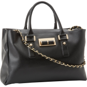 Ivanka Trump Alexandrite IT1001-01 Satchel,Black,One Size - Bolsas - $195.00  ~ 167.48€