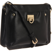 Ivanka Trump Women's Rebecca Cross-Body Shoulder Bag, Black, One Size - Bolsas - $150.00  ~ 128.83€