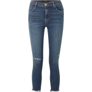 J Brand Distressed Jeans - Traperice -