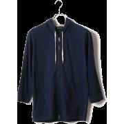 JB:カラーフードパーカー8スリーブ - Jacket - coats - ¥4,500  ~ $39.98