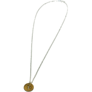 JB: シルバー925 コインネックレス - Necklaces - ¥4,600  ~ $40.87