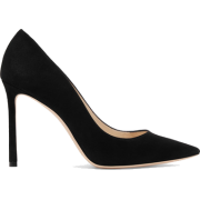 JIMMY CHOO Romy 100 suede pumps€495 - Classic shoes & Pumps -
