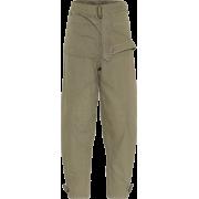 JW ANDERSON Cotton pants - Pantalones Capri -