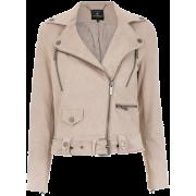 Jacket - LES LIS BLANC - Jacket - coats -