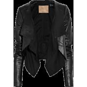 Jaqueta Preta - Jacket - coats -