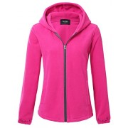 JayJay Women Ultra Soft Fleece Long Sleeve Hoodie Jacket - Outerwear - $26.99  ~ 23.18€