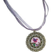 Pink Lullaby - Necklaces - 40,00kn  ~ $6.30