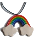 Rainbow - Necklaces - 45,00kn  ~ $7.08