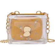 Jelly casual child small square bag chai - Torby posłaniec - $22.99  ~ 19.75€