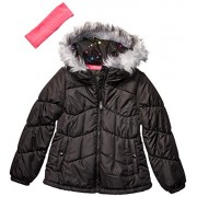 Jessica Simpson Girls' Expedition Parka - Outerwear - $30.02