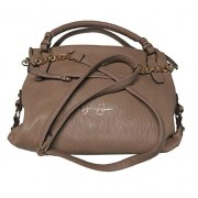 Jessica Simpson Women's Large Ryanne Tote, Large, Natural - Hand bag - $89.00