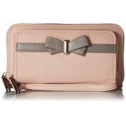 Jessica Simpson Women's Linea Double Zip Wallet - Acessórios - $49.00  ~ 42.09€