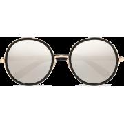 Jimmy Choo Round Glasses - Sunčane naočale -
