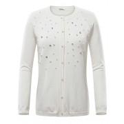 KIRA Womens Button Down Long Sleeve Soft Knit Cardigan Sweater - Shirts - $24.99