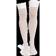 KNEE HIGH SOCKS - Underwear -