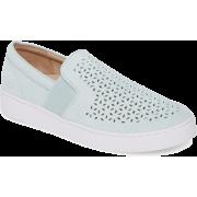 Kani Perforated Slip-On Sneaker VIONIC - Tenisówki -
