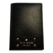 Kate Spade Leather Passport Holder Case - Accessories - $45.00