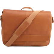 Kenneth Cole  Messenger Bag Tan - Poštarske torbe - $96.88  ~ 83.21€