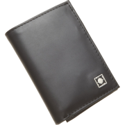 Kenneth Cole REACTION Men's Trifold Wallet Black - Wallets - $23.99