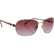 "Kenneth Cole Reaction"" Light Shiny Gunmetal Glasses with Pink Lenses - Sončna očala - $40.98  ~ 35.20€"
