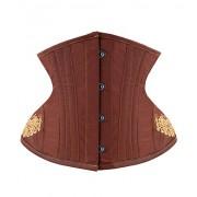 Killreal Women's Steel Boned Vintage Underbust Waist Training Corset Cincher - Donje rublje - $14.99  ~ 95,23kn