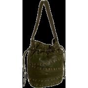 Kooba Bryce Bucket Bag Olive - Bolsas - $379.79  ~ 326.20€