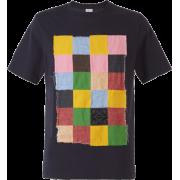 LOEWE T-Shirt Patch Patchwork - T-shirts -