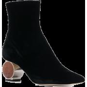LOEWE embellished ankle boots - Botas - $1.22  ~ 1.05€