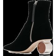 LOEWE embellished ankle boots - Botas - $1.20  ~ 1.03€