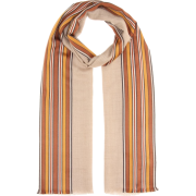 LORO PIANA The Suitcase Stripe scarf - Scarf -