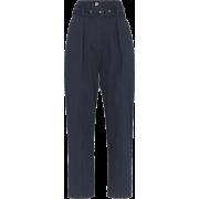 LOW CLASSIC - Spodnie Capri -