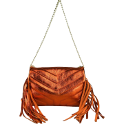 Laflare Fringes - Hand bag - $235.00
