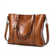 Large Work Tote Bags For Women Designer Top Handle Satchel Handbags Shoulder Messenger Purse - Bag - $29.99